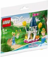 LEGO 30554 DISNEY CINDERELLA MINI CASTLE 43 Pieces