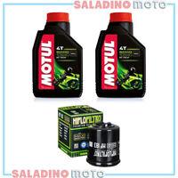 KIT TAGLIANDO PIAGGIO MEDLEY 150 16-18 OLIO MOTUL 5000 10W40 + FILTRO HF183