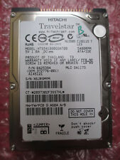 Hitachi 80gb Ide 2.5 Laptop En Disco Duro Hdd Hts541080g9at00 (i152)
