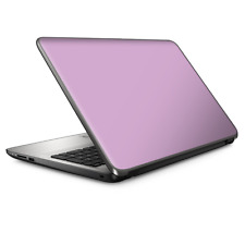 """Universal Laptop Skins wrap for 15"""" - Solid Purple"""
