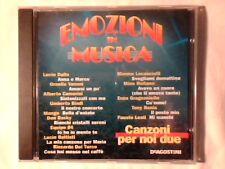 CD Canzoni per noi due LUCIO BATTISTI DALLA ORNELLA VANONI ALBERTO CAMERINI