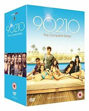 90210 Complete Season 1 2 3 4 5  Series One to Five (Shenae Grimes-Beech) DVD