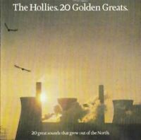 THE HOLLIES 20 golden greats (CD compilation, remastered) greatest hits, best of
