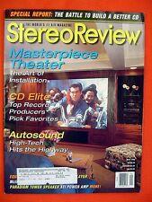 """Stereo Review"" 5/98 Paradigm Monitor 70P, McIntosh MAC-3, ATI AT1505"