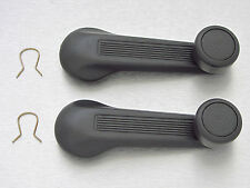 Honda Civic Accord pair window crank handle grey CX DX EX SI EG6 B16 D16 EK 2PC