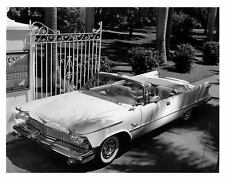 1958 Chrysler Imperial Convertible Photo Poster zuc1707-2AGIDE