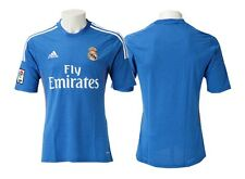 FW13 REAL MADRID TG. M MAGLIA MAGLIETTA GARA AWAY SHIRT JERSEY TRIKOT ORANGE