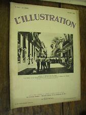 L'illustration n° 4721 / 26 aout 1933  après la révolution de cuba / à la havane