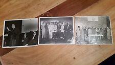 Cheyney University Basketball The Palestra 1958 Photos Lot of 5 James Stevenson