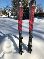 Atomic Nomad Smoke Skis 150 cm – Beginner/Intermediate All Mountain Demo Skis