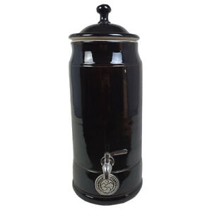 Bench Top Ceramic Water Filter Purifier with a Doulton Filter Cartridge