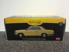 Mercedes-Benz MB trazo 8 Coupe 1973 arce amarillo 1:18 Sun Star