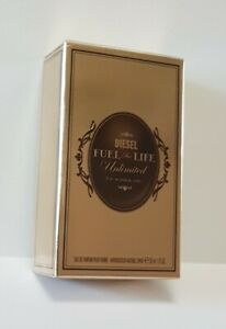 DIESEL FUEL FOR LIFE UNLIMITED WOMEN EDP 30ml SPRAY ( SEALED BOXED ) RARE*******