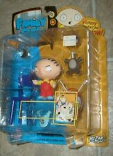 Rare MEZCO FAMILY GUY SERIES 1 STEWIE GRIFFIN TV ACTION FIGURE BRAND NEW