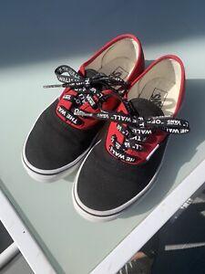 Chaussures rouges VANS pour garçon | eBay