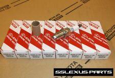 Lexus LX470 (1998-2007) OEM Iridium SPARK PLUG SET Qty (8) SK20R11 / 90080-91180