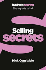 Selling Secrets by Nick Constable New Book