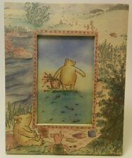 Disney Winnie The Pooh Charpente Picture Frame