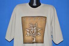 vtg DJ MUGGS PRESENTS SOUL ASSASSINS II MIX TAPE HOP HOP RAP TEES t-shirt XXL