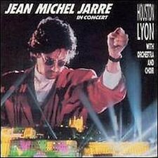 Jean-Michel Jarre In Concert Houston-Lyon Live CD NEW SEALED