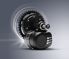 E-Bike Mittelmotor Pedelec Umbausatz  36v 250W >350W TSDZ2 Kontroller VLCD-5