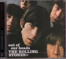 CD (NEU!) . ROLLING STONES - Out of our Heads (US / Last Time Satisfaction mkmbh