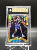 2019/20 NBA PANINI PRIZM ORANGE ICE RJ BARRETT ROOKIE BGS 9.5 GEM 💎 MINT