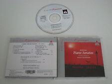 Beethoven/Piano Sonatas 30-32, libro Binder (Teldec 9031-75855-2) CD Album