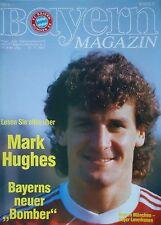 Programm 1987/88 FC Bayern München - Bayer Leverkusen