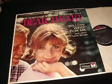 "GUITARS OF DAN AND DALE<>DEAR HEART<>12"" LP Vinyl~USA Pressing ° DIPLOMAT DS2340"