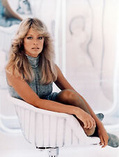 LOGAN'S RUN  FARRAH FAWCETT     8X10 PHOTO #E2281