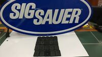 Sig Sauer Rubberized Magazine Floor plates. Factory OEM (DISCONTINUED)