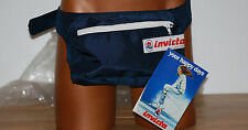 VINTAGE INVICTA BAG MOD CROSS CAMPING SPORT VTG ANNI 80 RARE RETRO SEALED ITALY