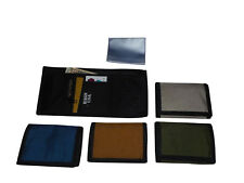 Trifold wallet with Inside coin zipper pocket,1000 denier Cordura MADE IN U.S.