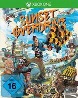 Microsoft Xbox One Spiel - Sunset Overdrive DEUTSCH mit OVP