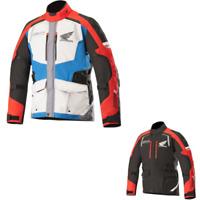 Alpinestars Honda Andes v2 Drystar Street Motorcycle Jacket - Pick Size & Color