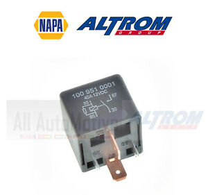 Multi Purpose Relay fits 1971-2004 VW Audi BMW NAPA/ALTROM 8D0951253A
