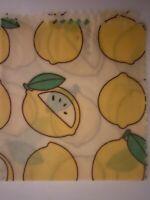 Handmade Beeswax Food Wraps   3 Reusable Wraps   Reduce Waste   Eco Friendly.
