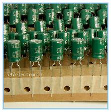 (10pcs) 1000uf 6.3v Sanyo Radial Electrolytic Capacitors CA 6.3v1000uf 8x12mm