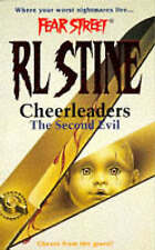 Second Evil (Fear Street: Cheerleaders)-ExLibrary
