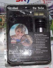 ROLLEI Tele add für iPhone - 9fach - unbenutzt in OVP   -2