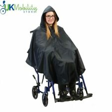 Mobility Equipment Wheelchair Rain Ponchoes for sale | eBay