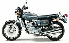 SUZUKI GT750 Service , Owner's and Parts Manual CD