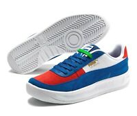 Puma GV Special Primary Shoes Blue White Red Mens 13 M NWT MSRP $90.00