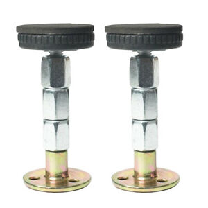2PCS ADJUSTABLE THREADED BED FRAME ANTI-SHAKE TOOL BED HEADBOARD STOPPERS 4 SIZE