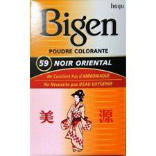 BIGEN 59 (Oriental Black )Hair Dye Powder ( PACK OF 3)+ Free Gift