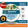 Bayer Seresto Flea and Tick Collar for Small Dog Up to 18lbs 8 Months Prevention