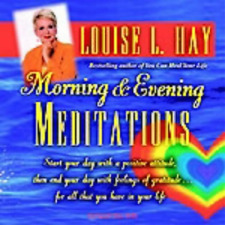 `Hay, Louise L.`-Morning And Evening Meditations  (UK IMPORT)  CD NEW