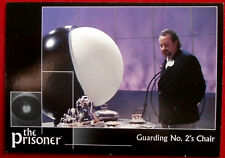 THE PRISONER, VOLUME 2 - Card #23 - Guarding No. 2's Chair - Factory Ent. 2010