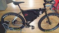 ECR Full Custom Ultimate 29+ Bikepacking Bike Gates Rohloff SON28 Maxxis Superno